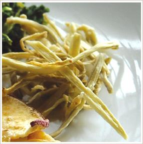 乾燥野菜・ごぼう イメージ
