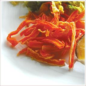 乾燥野菜・にんじん イメージ