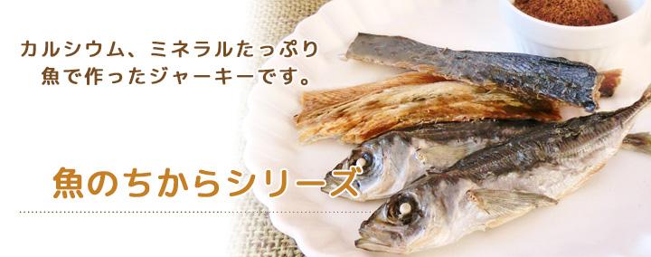 お魚のちからシリーズ