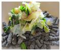カリカリFOOD煮込み野菜添え